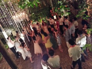 wedding dj Maui Haiku Mill