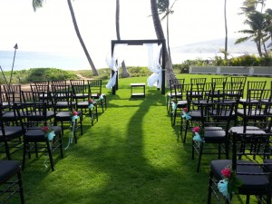 wedding ceremony Kihei Maui